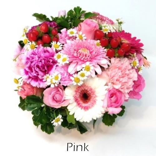 freeshipping-flowerarr-2980-pink6